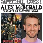 Awesome Comics Podcast Episode 29: Lex McDonald