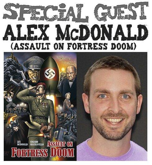 Awesome Comics Podcast Episode 29: Lex McDonald