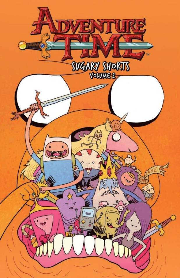 Adventure Time Sugary Shorts Trade Paperback Volume 2