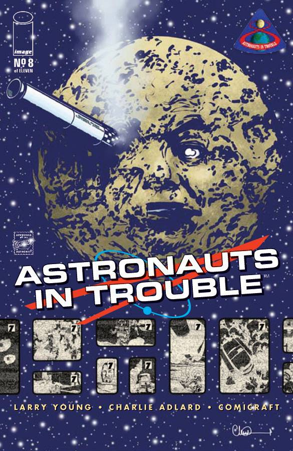 Astronauts In Trouble #8