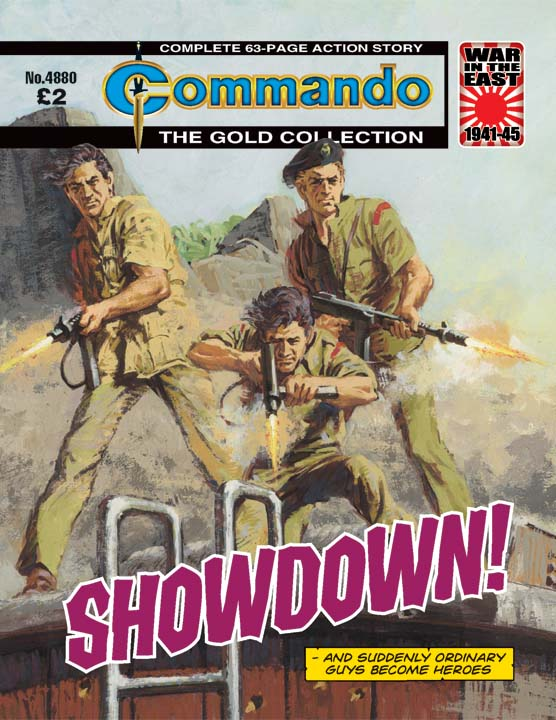 Commando No 4880 – Showdown!