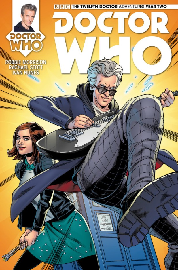 Doctor Who: The Twelfth Doctor – Year Two #1 - Cover C