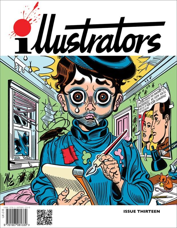 Illustrators Issue 13