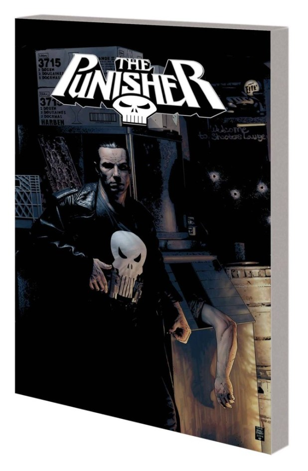 Punisher Max Trade Paperback Volume 1 Complete Collection