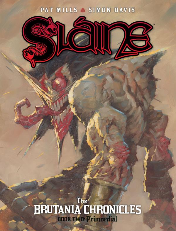 Slaine: The Brutania Chronicles Volume 2