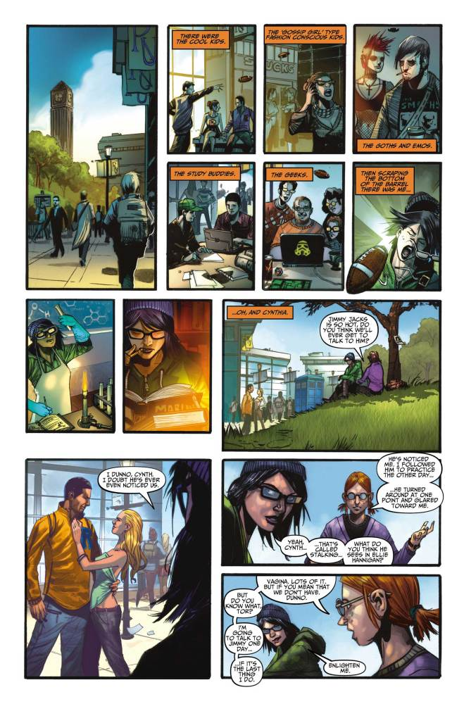 The Troop #2 Preview 3