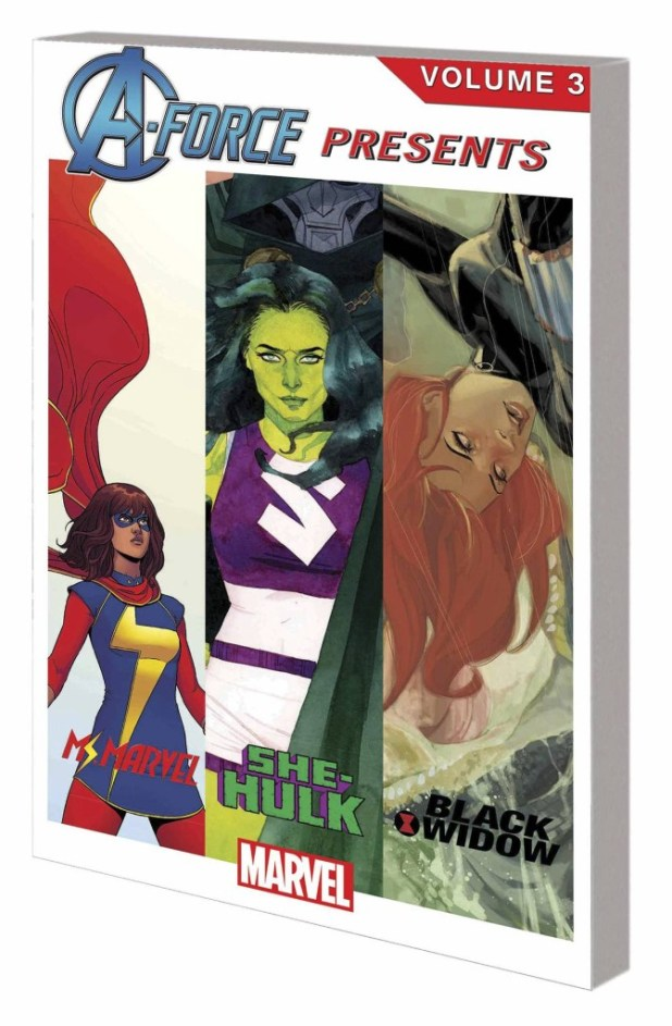 A-Force Presents Trade Paperback Volume 3