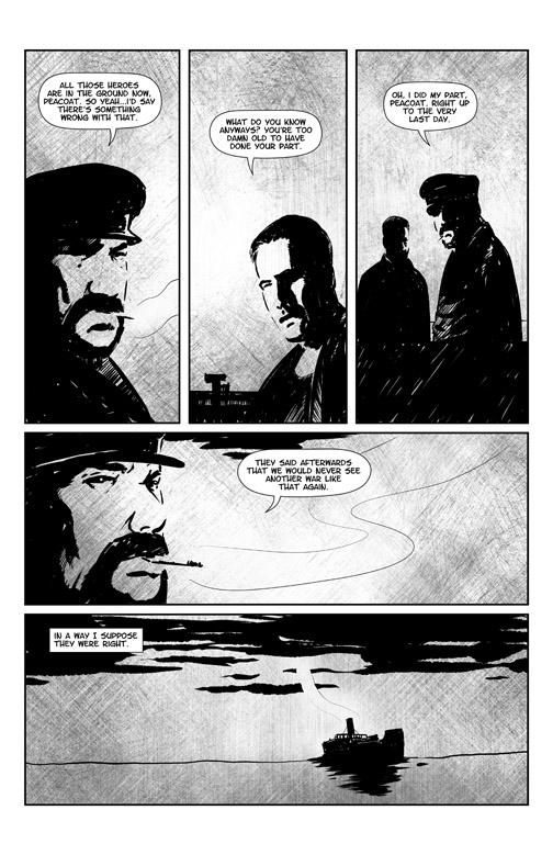 Night of the Fire-Beast Sample Page
