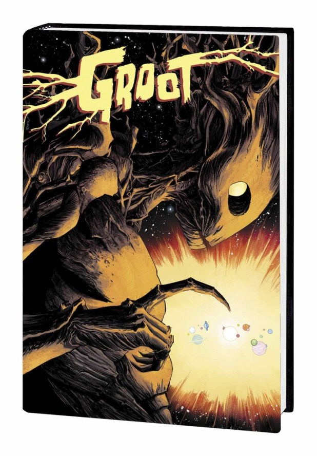 Groot Premiere Hard Cover