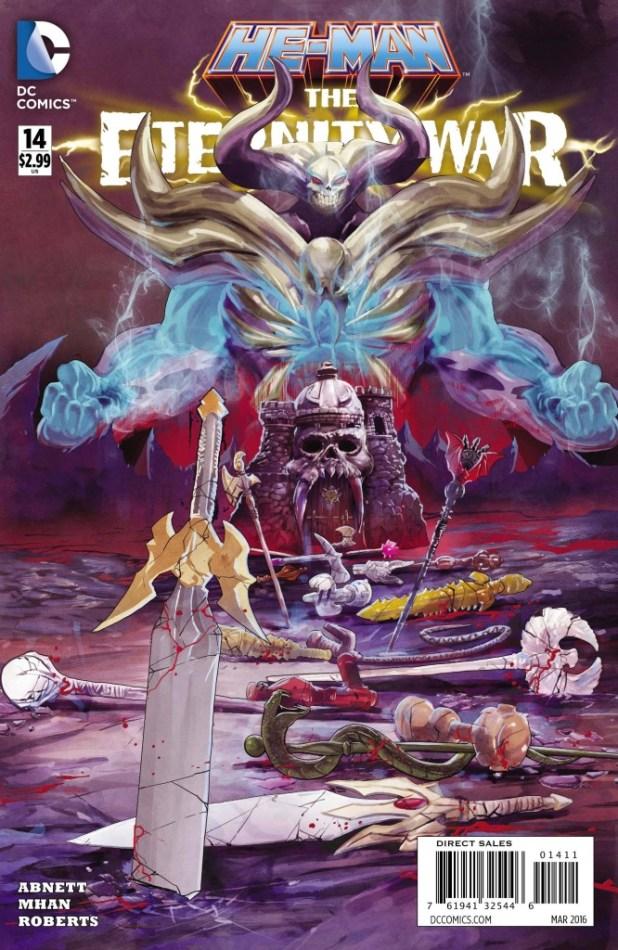 He Man The Eternity War #14
