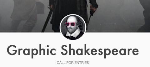Graphic Shakespeare: Call for Entries