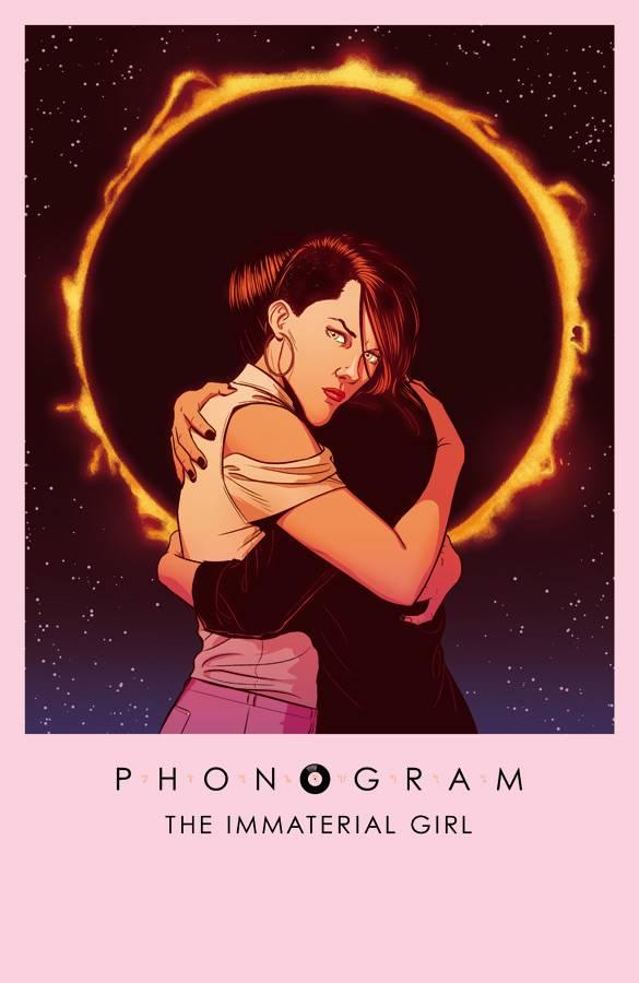 Phonogram The Immaterial Girl #6