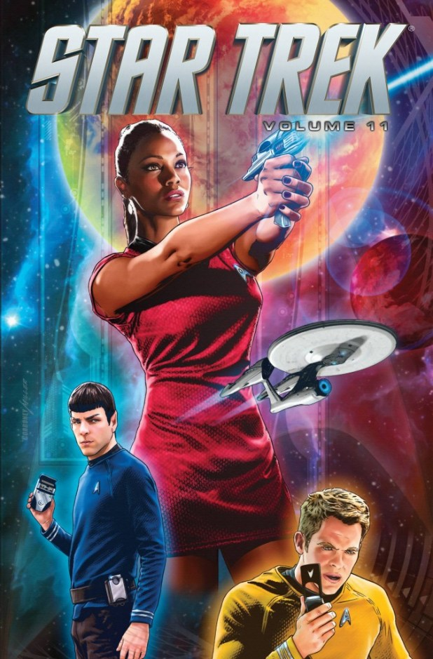 Star Trek Ongoing Trade Paperback Volume 11