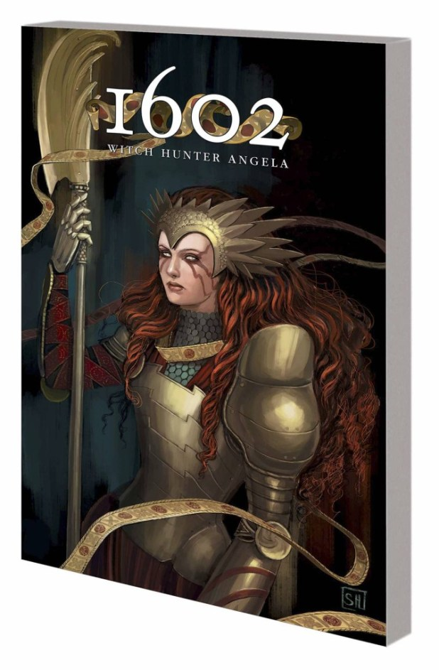 1602 Witch Hunter Angela Trade Paperback