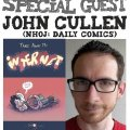 Awesome Comics Podcast Episode 31 - John Cullen