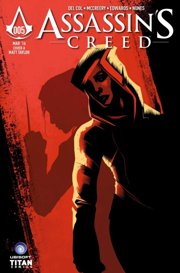Assassin's Creed #5 - Cover A
