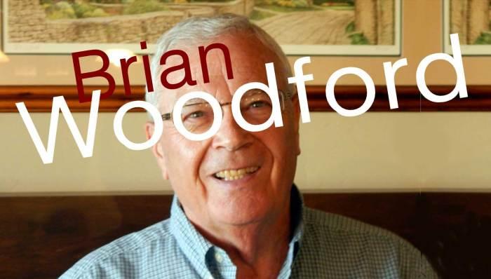 Brian Woodford - 2015
