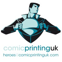 ComicPrintingUK Logo