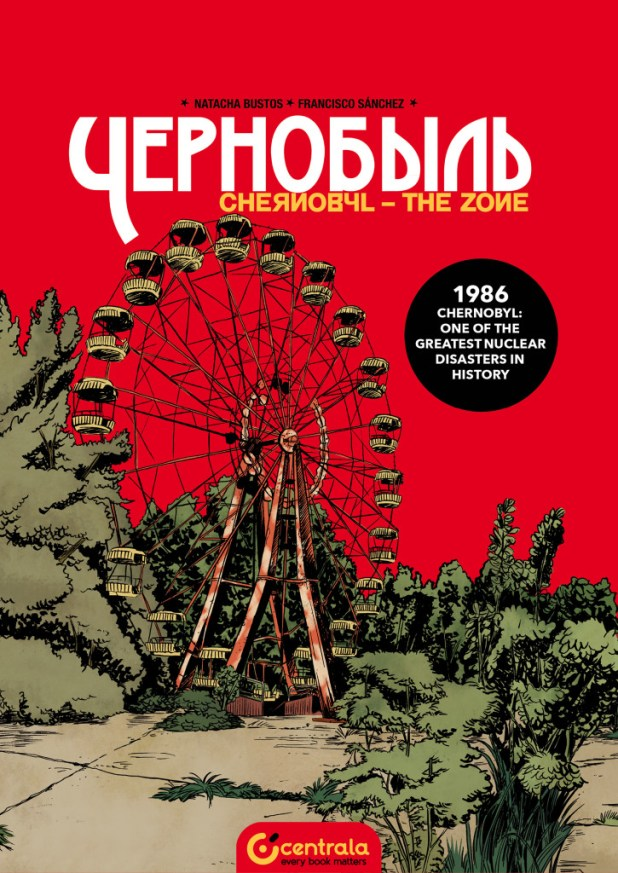 Chernobyl: The Zone - Cover