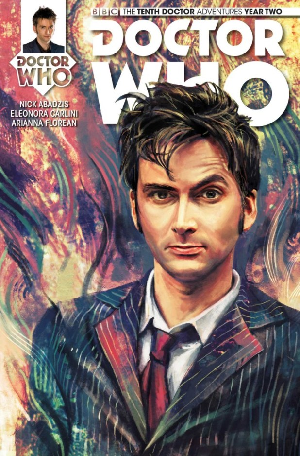 Doctor Who: The Tenth Doctor #2.6 Cove A
