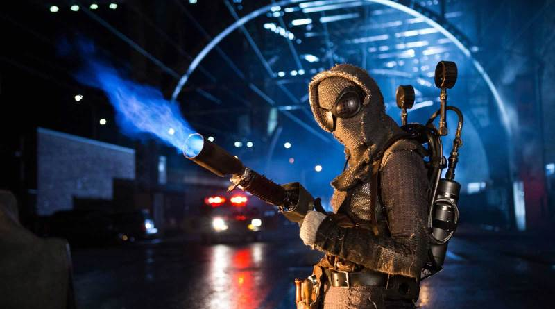 "Michelle Veintimilla as Firefly in the Gotham Season 2, episode ""By Fire"""