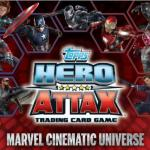 Topps Marvel Hero Attax 2016