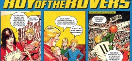 Rebellion buys Egmont's classic comics archive, including Roy of the Rovers, Action, Misty and more