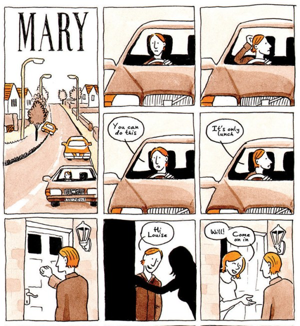 """Mary"" by Ross Mackintosh"