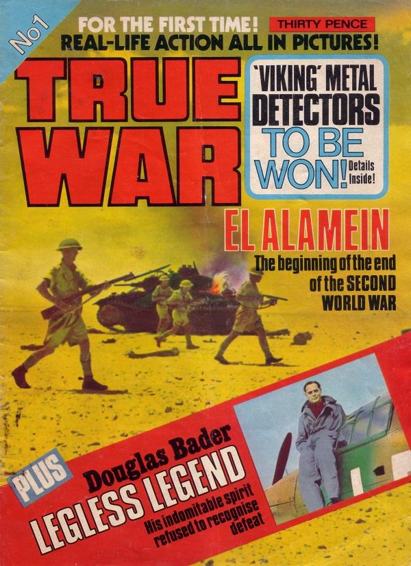 True War Issue 1 DTT