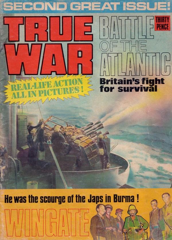 True War Issue 2 DTT