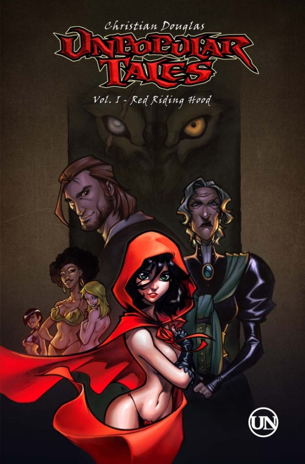 Unpopular Tales Volume One - Red Riding Hood