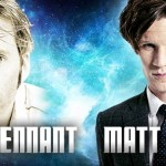 Wizard World : David Tennant and Matt Smith