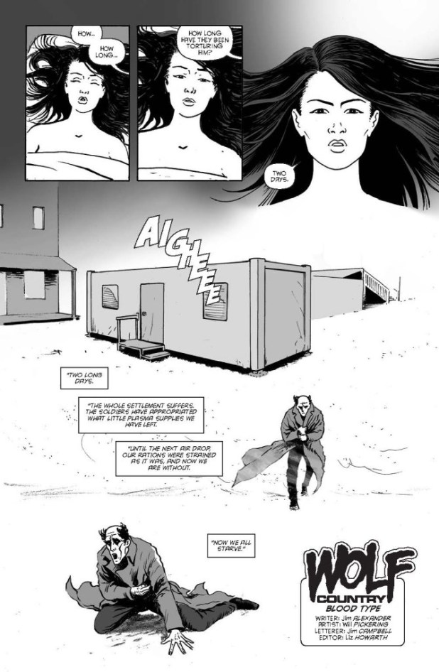 Wolf Country #5 - Page 3