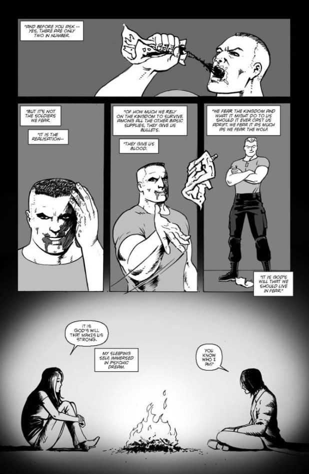 Wolf Country #5 - Page 4