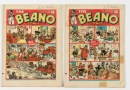 Wartime Beanos, rare Mickey Mouse art and more in latest Compalcomics auction