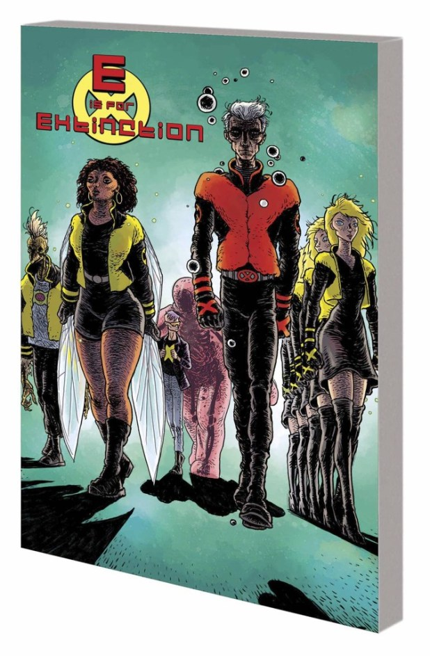 E Is For Extinction Warzones Trade Paperback