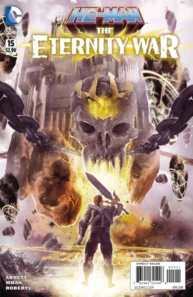 He Man The Eternity War #15