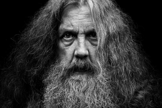 Alan Moore. Image courtesy Knockabout