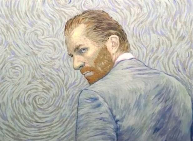 Loving Vincent - Sample Image