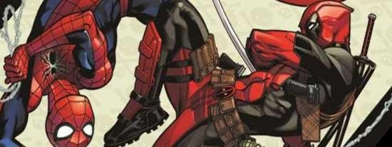 Spider-Man/Deadpool #1 SNIP