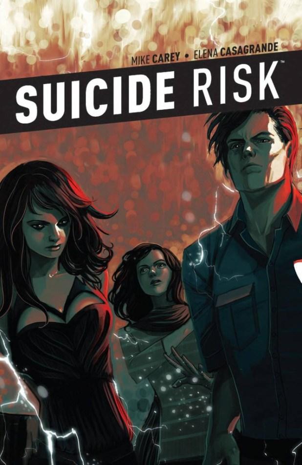 Suicide Risk Trade Paperback Volume 6