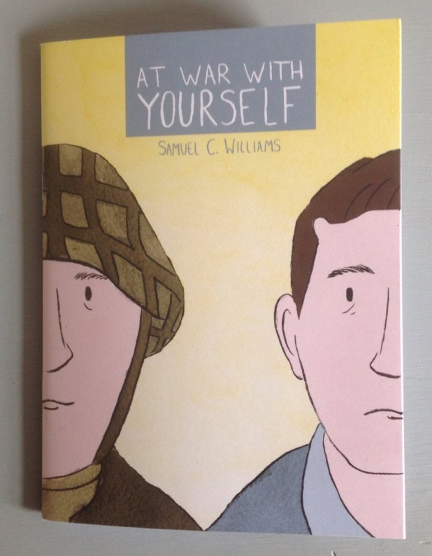 At War with Yourself: A Comic about Post-Traumatic Stress and the Military