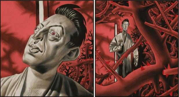 Black Dog – The Dreams of Paul Nash - Sample Art 4