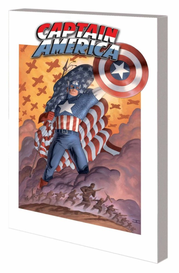 Captain America Trade Paperback Volume 1 Marvel Knights
