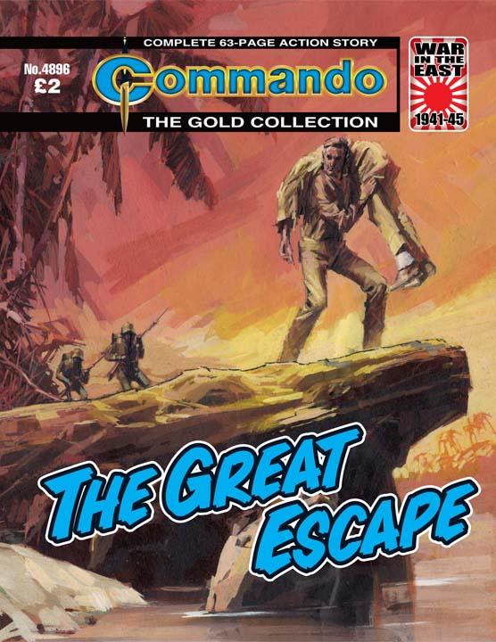 Commando No 4896 – The Great Escape