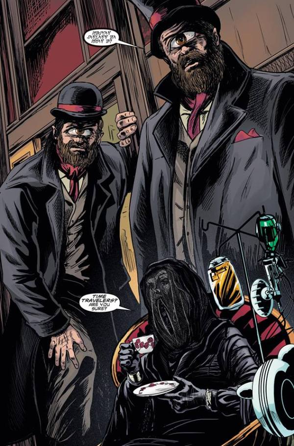 Doctor Who: The Fourth Doctor #1 - P3