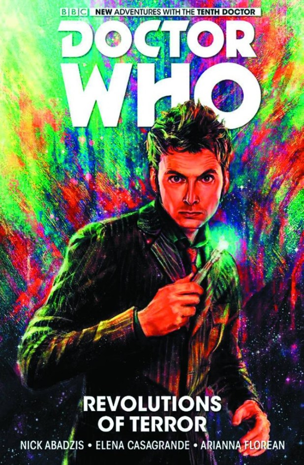 Doctor Who: The Tenth Doctor Trade Paperback Volume One: Revolutions Of Terror