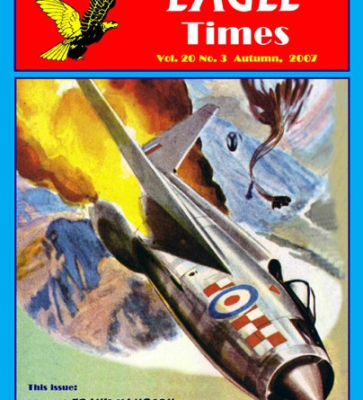 Eagle Times Volume 20 Number 3 - Cover