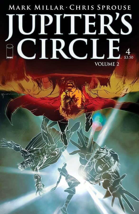 Jupiter's Circle Volume 2 #4