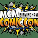 MCM Birmingham Comic Con Logo